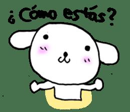 TARE-MIMI(ver.Spanish) sticker #2833113