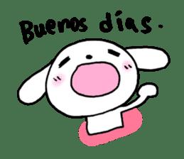 TARE-MIMI(ver.Spanish) sticker #2833114