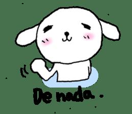 TARE-MIMI(ver.Spanish) sticker #2833122