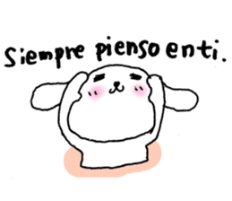 TARE-MIMI(ver.Spanish) sticker #2833127
