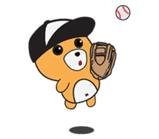 Kyuuma The Teddy Bear sticker #2842560