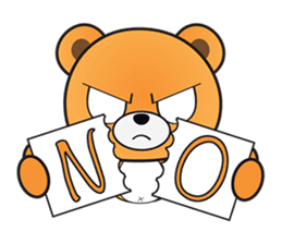 Kyuuma The Teddy Bear sticker #2842569