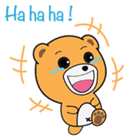 Kyuuma The Teddy Bear sticker #2842571