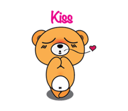 Kyuuma The Teddy Bear sticker #2842583