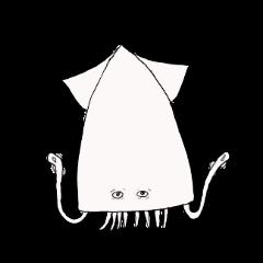 Adorable Squid