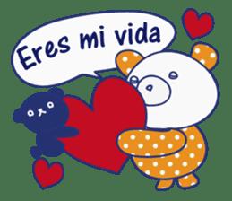 funny cat&cab Spanish sticker #2860703