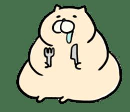 LUCKY CAT!!UN-NYAN sticker #2863603