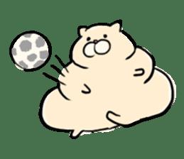 LUCKY CAT!!UN-NYAN sticker #2863606