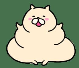 LUCKY CAT!!UN-NYAN sticker #2863610
