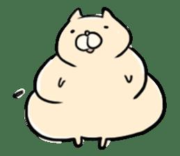LUCKY CAT!!UN-NYAN sticker #2863619