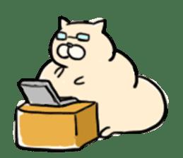 LUCKY CAT!!UN-NYAN sticker #2863620