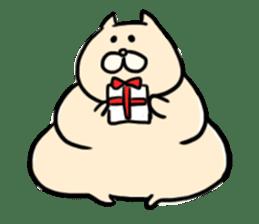 LUCKY CAT!!UN-NYAN sticker #2863622
