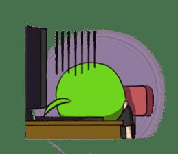 Green Boy Gamer sticker #2867263