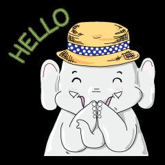 Bai Bua : Thai Elephant (Eng.Ver)