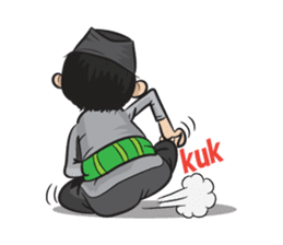 Si Kabayan sticker #2871811