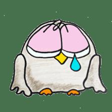 OWL-FOREST sticker #2876342