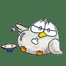 OWL-FOREST sticker #2876347