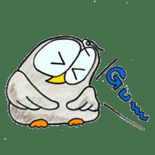 OWL-FOREST sticker #2876348