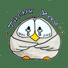 OWL-FOREST sticker #2876353