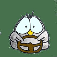 OWL-FOREST sticker #2876357