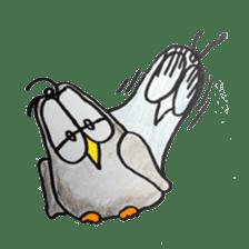 OWL-FOREST sticker #2876369