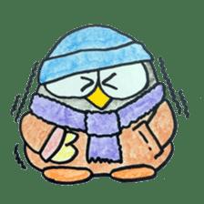 OWL-FOREST sticker #2876370