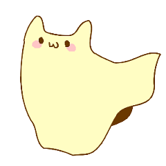 kitty ghost