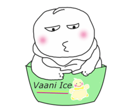 Adorable Vaani Ice sticker #2878117