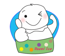 Adorable Vaani Ice sticker #2878122