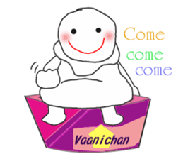 Adorable Vaani Ice sticker #2878125