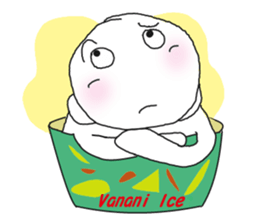 Adorable Vaani Ice sticker #2878127