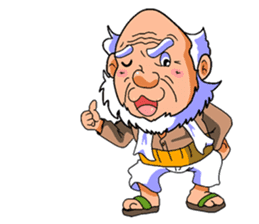 Strict grandfather sticker #2883373