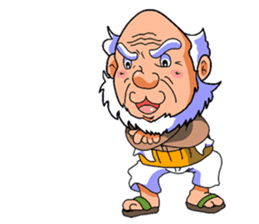 Strict grandfather sticker #2883375