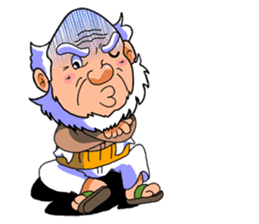Strict grandfather sticker #2883379
