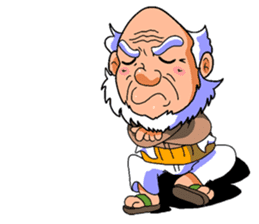 Strict grandfather sticker #2883383