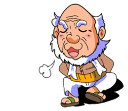 Strict grandfather sticker #2883406