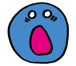 SMILE AND FUNNY FACE. sticker #2885621
