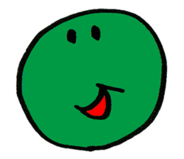 SMILE AND FUNNY FACE. sticker #2885622