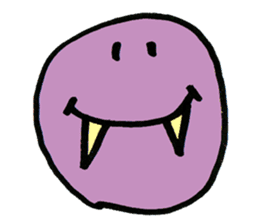 SMILE AND FUNNY FACE. sticker #2885625