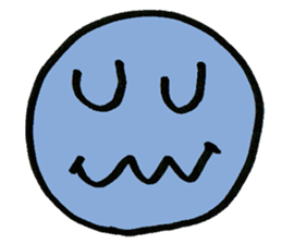 SMILE AND FUNNY FACE. sticker #2885627