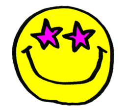 SMILE AND FUNNY FACE. sticker #2885628