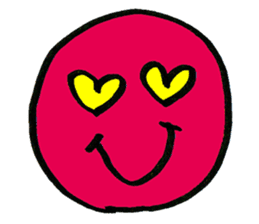 SMILE AND FUNNY FACE. sticker #2885630