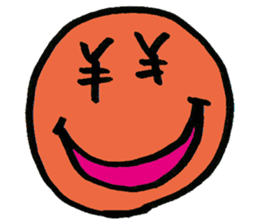 SMILE AND FUNNY FACE. sticker #2885632
