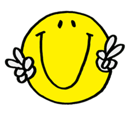 SMILE AND FUNNY FACE. sticker #2885643