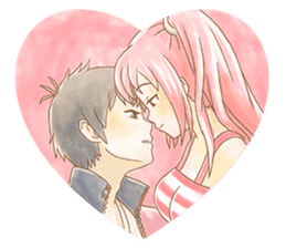 About love love love sticker #2885652