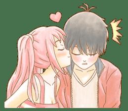 About love love love sticker #2885653