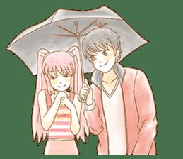 About love love love sticker #2885667