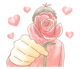 About love love love sticker #2885669