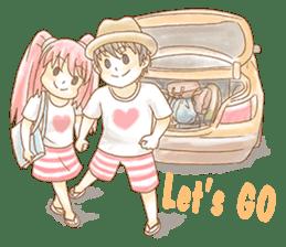 About love love love sticker #2885674