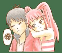 About love love love sticker #2885686
